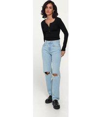 jeans 90s high waist