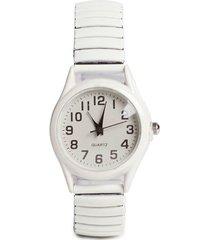 reloj manilla unicolor color surtido, talla uni