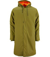 blazer rains padded coat