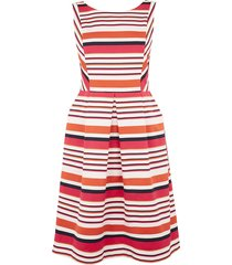 lange kleurrijke jurk
