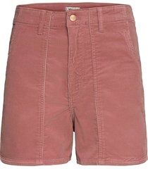 mom short shorts denim shorts rosa wrangler