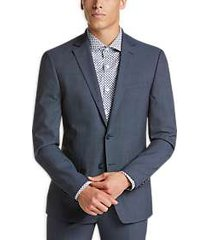 calvin klein x-fit navy extreme slim fit suit