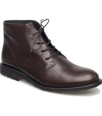 booties - flat shoes boots ankle boots ankle boot - flat brun angulus