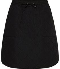 allis skirt kort kjol svart résumé