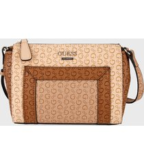 bolso nude-camel guess