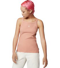 converse camiseta de tirantes high neck