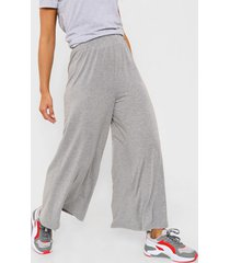 pantalón gris common blue belén