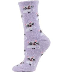 cute cats cosy women's crew socks