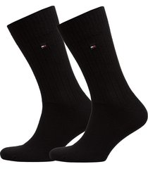 th men true america sock 2p underwear socks regular socks blå tommy hilfiger