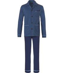 heren pyjama robson doorknoop 27201-702-6-58