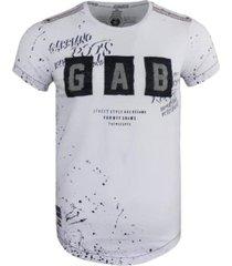gabbiano wit t-shirt 7410