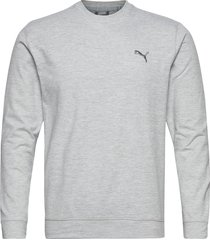 cloudspun crewneck sweat-shirt trui grijs puma golf