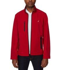nautica men's solid lightweight bomber jacket