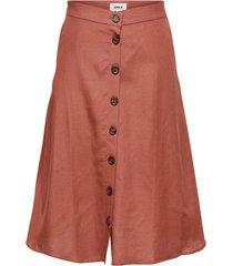 kjol onlviva life hw button skirt