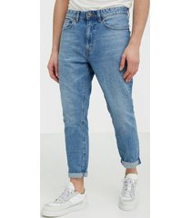 abrand jeans 88 taper jeans blue