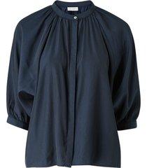 blus vilesia 3/4 wide shirt