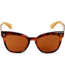 marianela 54mm cat eye sunglasses