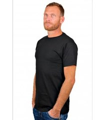 alan red t-shirt derby black (extra long)