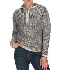 sweater mujer ara sweater algodón rosa cat