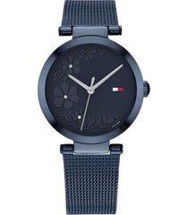 reloj azul tommy hilfiger 1782239 - superbrands