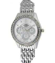 reloj plata montreal