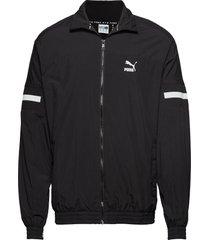 puma xtg woven jacket outerwear sport jackets svart puma
