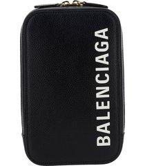 borsa donna a tracolla pelle borsello phone holder