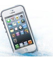 estuche lifeproof para iphone 4 y 4s - blanco estuche carcasa