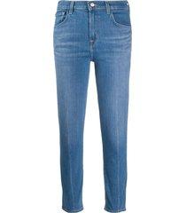 j brand ruby jeans - blue