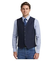 1905 collection tailored fit vest clearance, by jos. a. bank