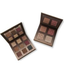 iby beauty carry on face eye palette - 2 piece