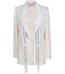 annamarie oversized blazer