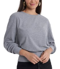 1.state smocked-waist top