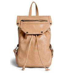day & mood harmoni city leather backpack