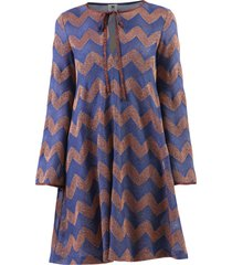 m missoni relaxed fit dress