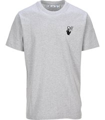 off white arrows print t-shirt