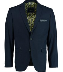 bos bright blue d7.5 grou jacket 201037gro83bo/290 navy