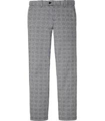 pantaloni elasticizzati con cinta comoda regular fit (grigio) - bpc selection