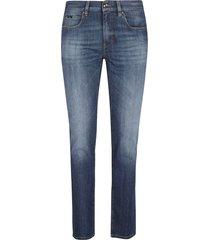 z zegna classic slim fit jeans