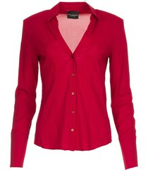 blouse betty  rood