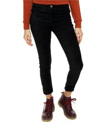 pantalón negro asterisco equilibrium