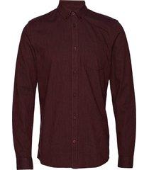 jay 2.0 skjorta casual röd minimum