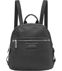 calvin klein sussex nylon backpack