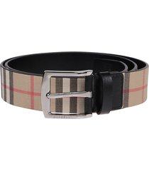 burberry belt gray35