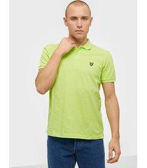 lyle & scott polo shirt piké green