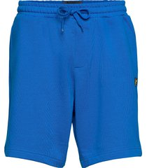sweat short shorts casual blå lyle & scott