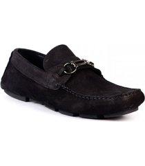 zapato mocasin san polos 3023 negro