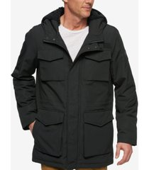 levi's men's four-pocket jacket with fleece lining, created for macy's