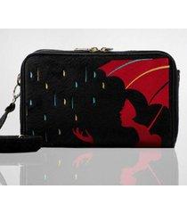 new woman ethnic wallet bag trojika lady rain multifunction wallet bag
