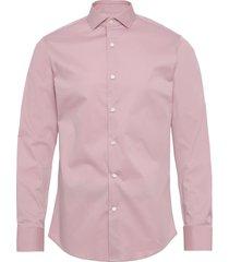 farrell 5 overhemd business roze tiger of sweden